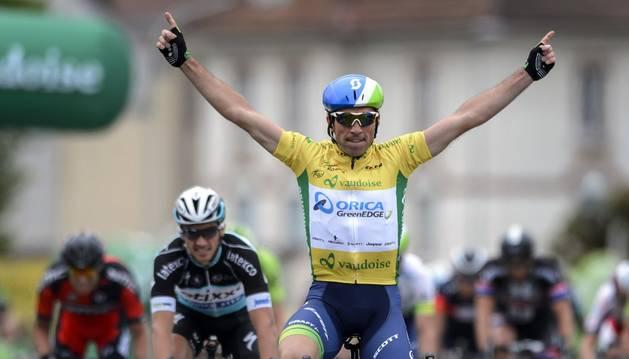 Albasini sumó su segunda victoria