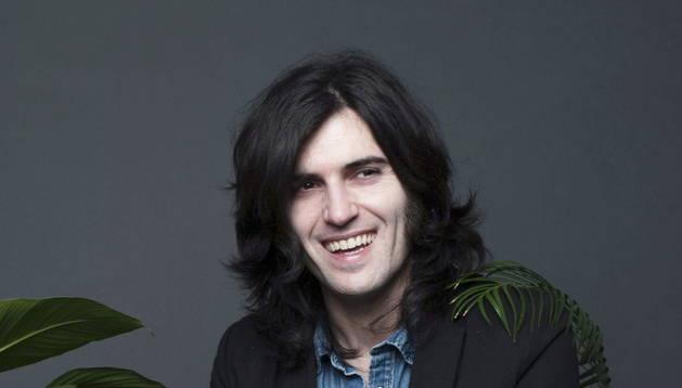 El músico y poeta Xarím Aresté.