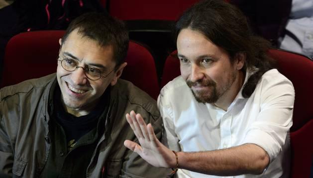 La dirección de Podemos intenta enfriar su crisis más grave