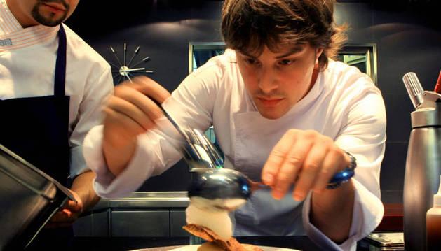 El cocinero Jordi Cruz.