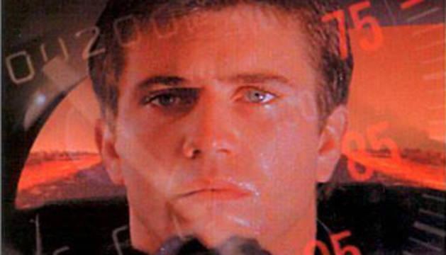 Cartel del filme 'Mad Max'.