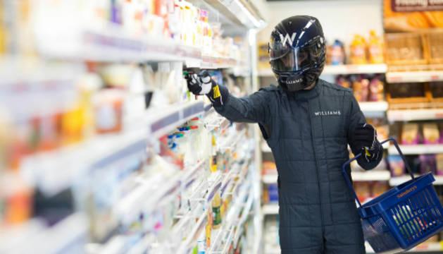 La tecnología de la Fórmula 1 llega al supermercado