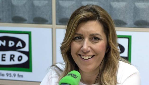 El PSOE trabaja con Ciudadanos y Podemos para la investidura de Díaz