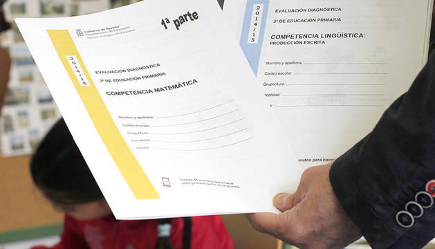 Los padres rechazan las pruebas de evaluación en Primaria