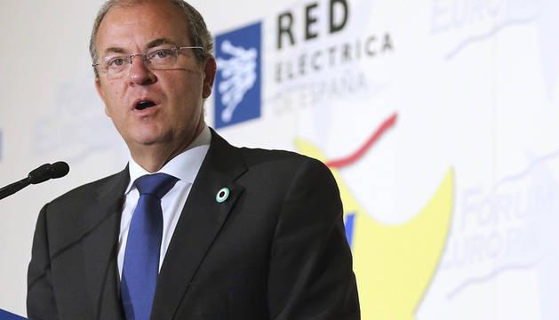 Monago, en el Fórum Nueva Economía.