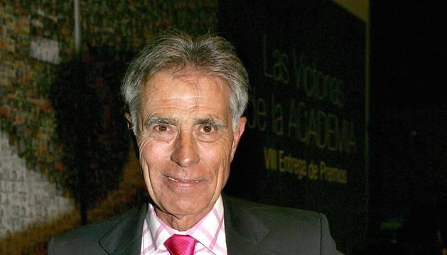 Imágenes de la vida del periodista Jesús Hermida, que falleció este lunes en Madrid.
