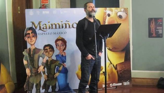 Llega a los cines 'Meñique', versión libre de 'Pulgarcito'