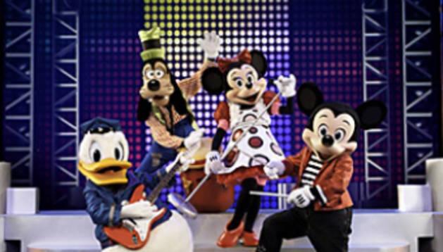 El festival Disney Live!, en Baluarte de jueves a domingo