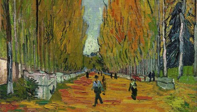 La primavera de subastas neoyorquina espera a Van Gogh