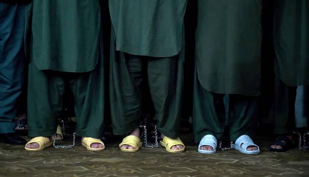 Cuatro condenados a muerte por el linchamiento de una mujer en Kabul