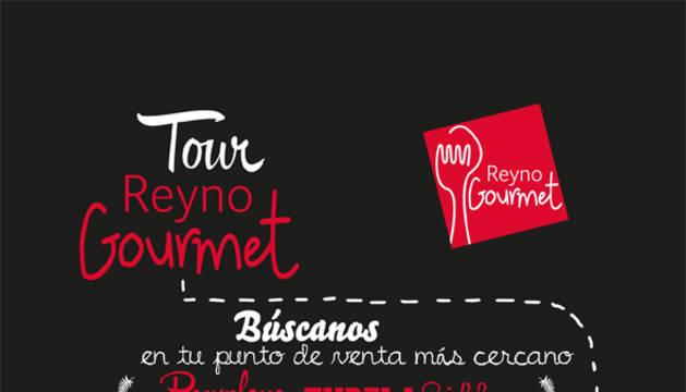 Cartel del tour.
