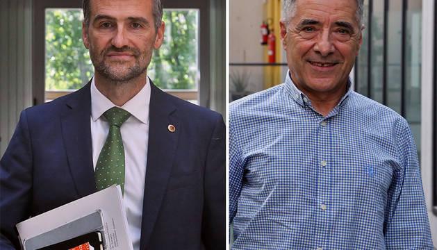 Los candidatos a rector de la UPNA quieren nuevos títulos y excelencia