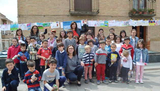Los escolares de Mendavia dieron su visión del comportamiento cívico.