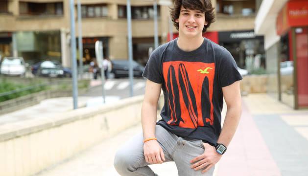 Álvaro Martínez Díaz, ganador del último reto de Fototuitribera.