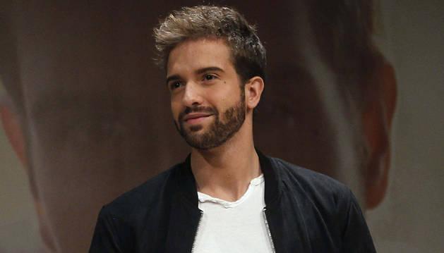 Pablo Alborán.