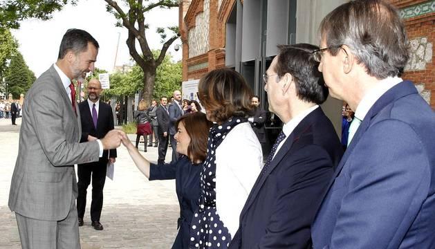 Felipe VI entrega los XXXII Premios Rey de España