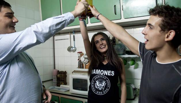Imagen de la película 'A cambio de nada'.