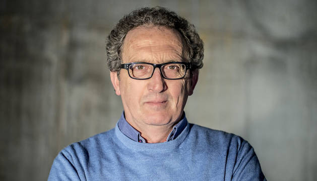 Pepe Salcedo, director general de Conservas El Navarrico