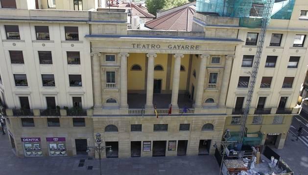 Alfredo Sanzol lleva al Teatro Gayarre una