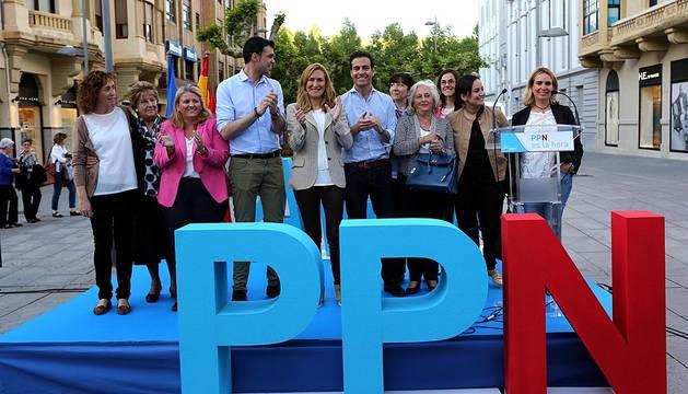 La mayoría de partidos de Navarra se han adelantado a la hora oficial y han inciado la campaña este jueves por la tarde.