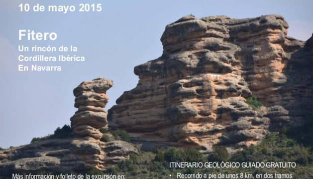 'Geolodía 15', recorridos para conocer el lenguaje de las rocas