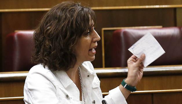 Irene Lozano reafirma su voluntad de permanecer en UPyD para regenerarlo