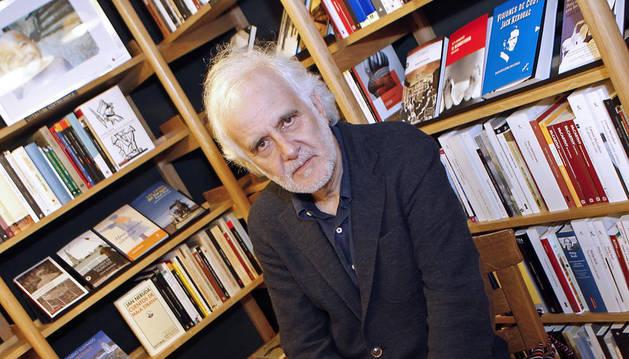 El literato y musicólogo Ramón Andrés.