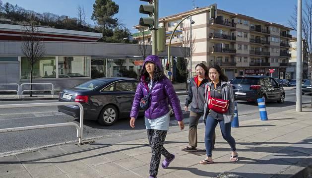 Se buscan turistas chinos  para Tierra Estella