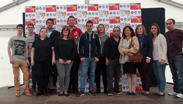 El bar Tonelillo gana el Concurso de Pinchos de Fiestas de la Juventud