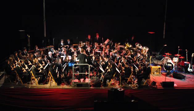 Tafalla alberga hoy el tercer Día de las Escuelas de Música