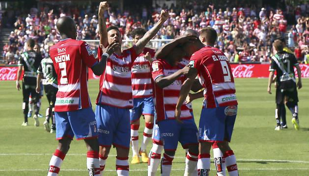 El Granada logra tres puntos vitales para la salvación