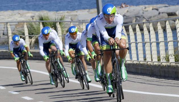 Orica GreenEdge.
