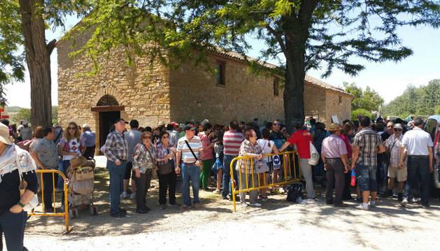 Romería de San Gregorio.
