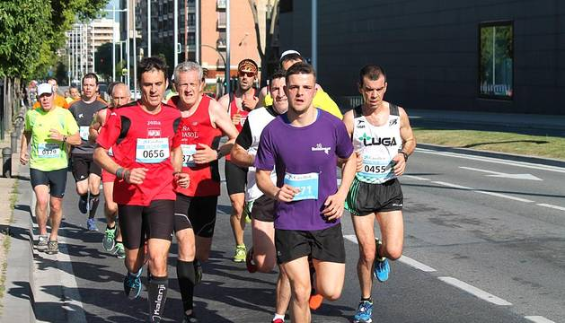Media Maratón de Pamplona 2015 (I)