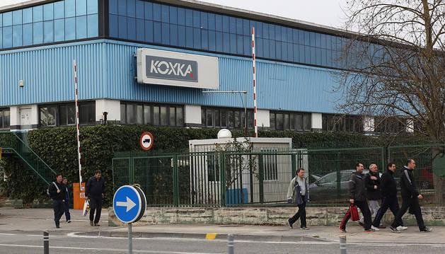 Sindicatos de Koxka exigen a Eveac que les deje opinar sobre las ofertas