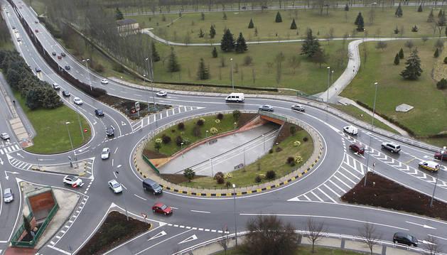 El 6,6% de los coches que circulan por las carreteras navarras son multados cada año