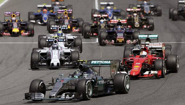 Gran Premio de España.