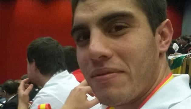 Un alumno del CI Politécnico Estella, tercero en un campeonato nacional de FP