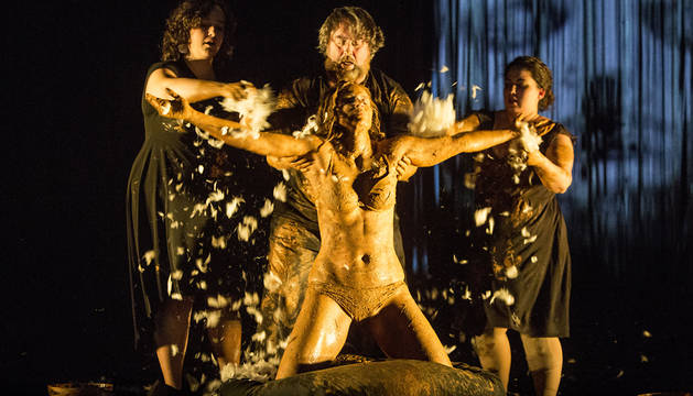 Imagen de la obra 'Medea'.
