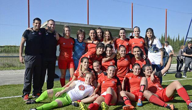 El Mulier asciende a Segunda División.