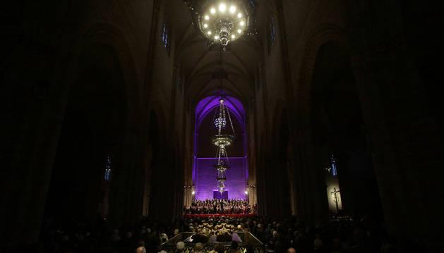 Concierto de la Orquesta Sinfónica de Navarra de este jueves