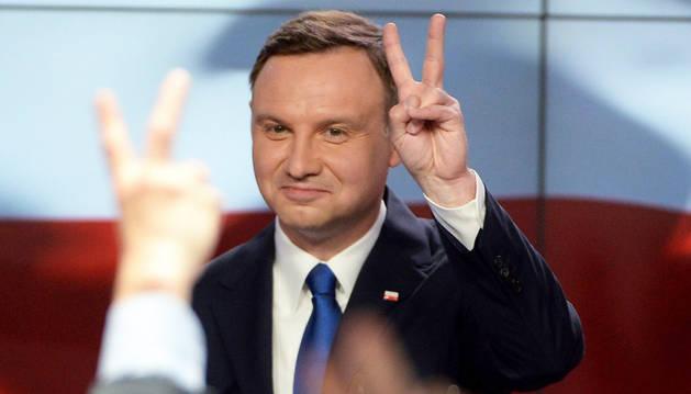 Polonia acudirá a la segunda vuelta para conocer a su futuro presidente