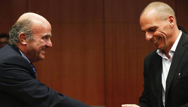 Varufakis confía en que la UE reconozca el progreso de Grecia
