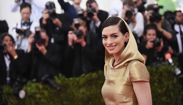 Anne Hathaway, protagonista en lo nuevo de Vigalondo