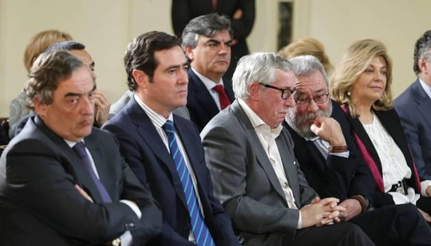 Sindicatos y patronal redactan el acuerdo con una subida del 1,5%