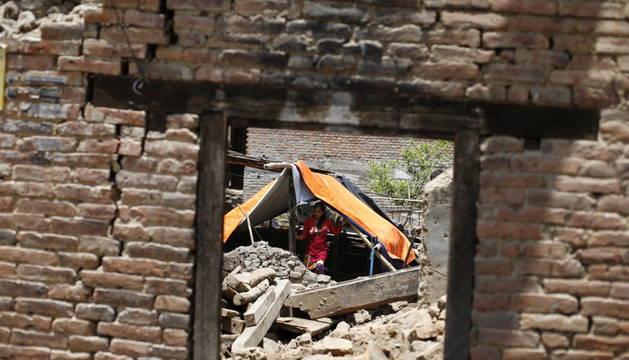 Nuevo terremoto en Nepal
