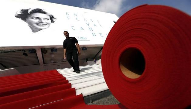 Navarra se promocionará como destino cinematográfico en Cannes