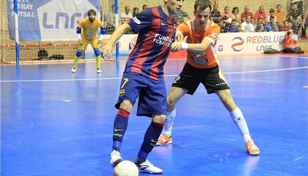 El Aspil-Vidal, a por el segundo punto.