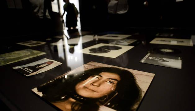 Exposición de Yoko Ono en el MoMA.