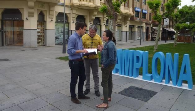 Zalba apuesta por hacer accesible el programa electoral del PPN